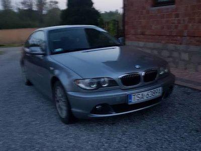 używany BMW 318 E46 CI Coupe Lift