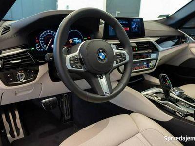 używany BMW 530 2dm 252KM 2019r. 4 596km