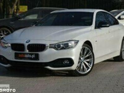 używany BMW 420 SERIA 4 II (F36)Bezwypadkowy! Salon Polska! Serwis ASO! xDrive! FV 23%!