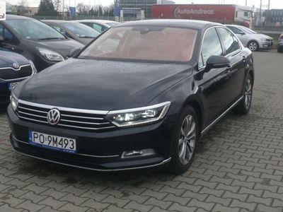 brugt VW Passat 2dm3 220KM 2015r. 206 469km PO9M493 # Highline # 2.0 TSI 220 KM # sedan #
