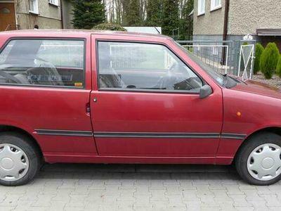 używany Fiat Uno 2001 r. 100 tys. przebiegu 1. właściciel