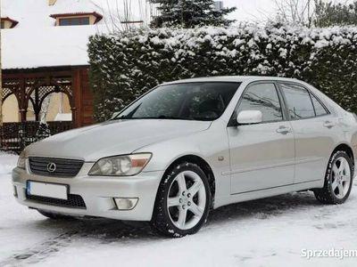 używany Lexus IS200 155 KM 1999r BDB Stan OC na cały rok OKAZJA