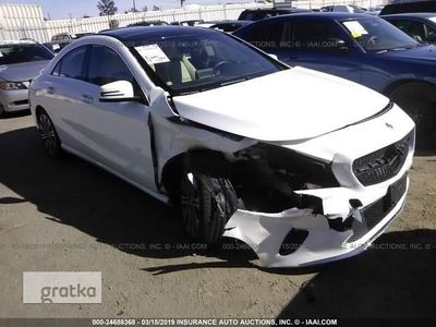 gebraucht Mercedes CLA250 Klasa4Matic