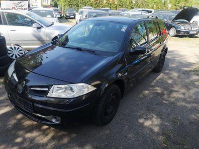 gebraucht Renault Mégane 1.9dm 130KM 2008r. 208 000km