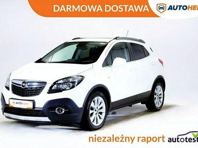 używany Opel Mokka DARMOWA DOSTAWA, 4x4, Xenon, Navi, Bluetooth, Klima auto x(2013-)