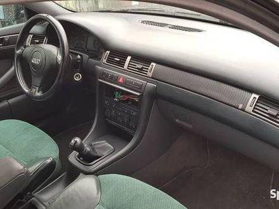używany Audi A6 c5 2,4 1999 avant po kolizji