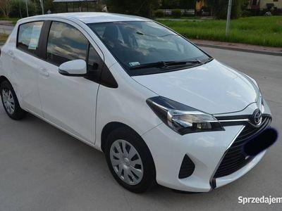 używany Toyota Yaris 2017!! 1,3 Benzyna!! Mały Przebieg!! Zamiana!!