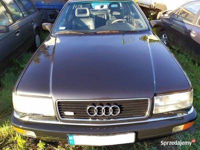 używany Audi V8 poj. 4,2 1993 r. klasyk