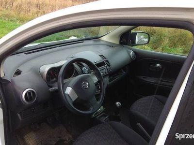 używany Nissan Note 1,4