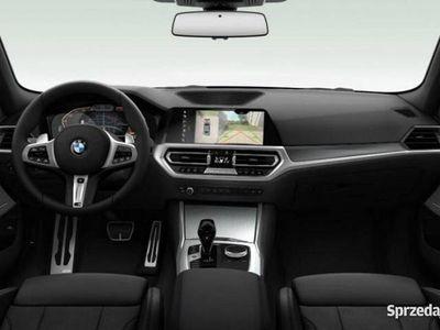 używany BMW 330 2dm 258KM 2019r. 10 000km