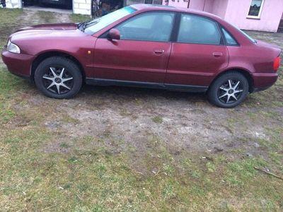 brugt Audi A4 A4 SPRZEDAMB5