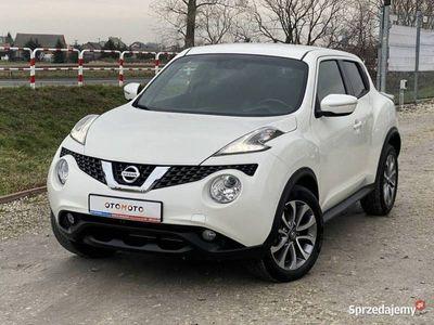 używany Nissan Juke 1.2dm 115KM 2015r. 24 782km