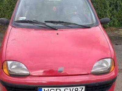 używany Fiat Seicento 900 LPG