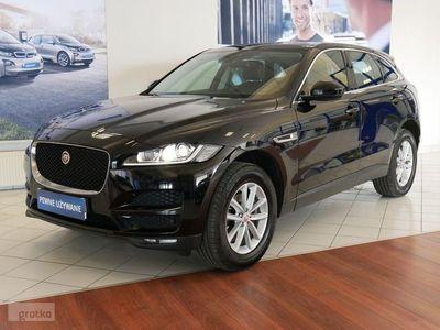 używany Jaguar F-Pace 2.0 i4D AWD Portfolio aut Salon PL 1wł. Gwarancja