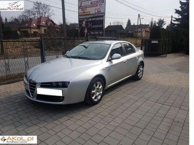 używany Alfa Romeo 159 1.9 JTD JTDM Distinctive 1.9 1.9 JTD JTDM Distinctive automatyczna klima.