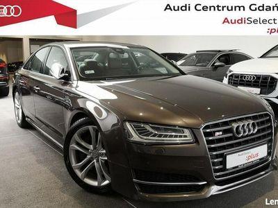 używany Audi S8 4.0TFSi |Salon PL | Gwarancja fabryczna|fvat 23%|