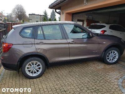 używany BMW X3 F25