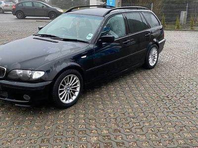 używany BMW 325 e46 i kombi M//pakiet anglik