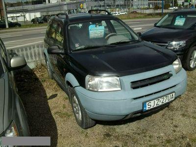 używany Land Rover Freelander FreelanderI (1996-2006)