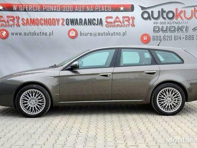 używany Alfa Romeo 159 1.8dm 140KM 2007r. 198 000km