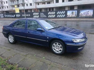 używany Peugeot 406 2.2hdi