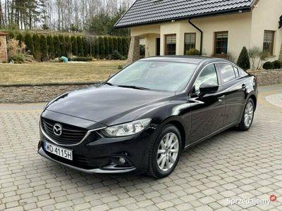 używany Mazda 6 2dm 145KM 2018r. 44 000km