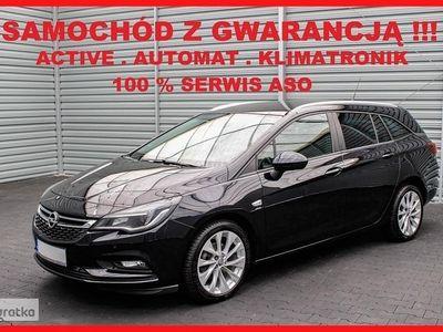 używany Opel Astra ACTIVE ST + Automat + 100% Serwis + Klimatronik !!!
