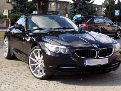 używany BMW Z4 II (E89) 3.0 S-DRIVE.258KM.skóra!klimatronic!6-biegów!