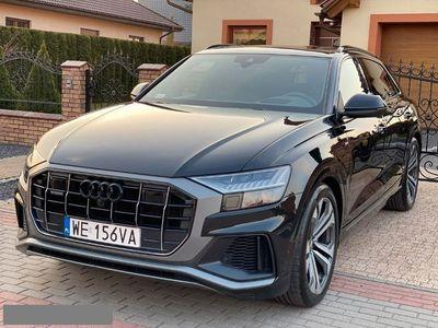 używany Audi Q8 3dm 286KM 2018r. 10 000km
