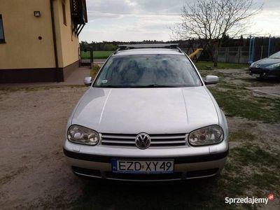 używany VW Golf IV 1.9 tdi 101KM 2002 rok