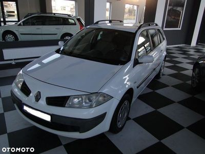 używany Renault Mégane II Salon Polska, I wł, Klimatyzacja 1.6 Salon Polska, I wł, Klimatyzacja FV23% ręczna klima.