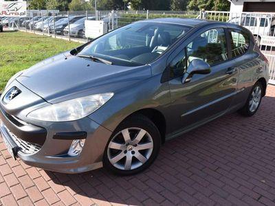 used Peugeot 308 1.6dm3 119KM 2008r. 219 456km SKÓRY-GAZ-zarejestrowany,ładne auto!!