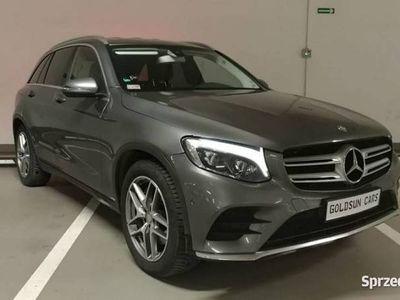 używany Mercedes GLC220 2.2dm 170KM 2015r. 148 000km