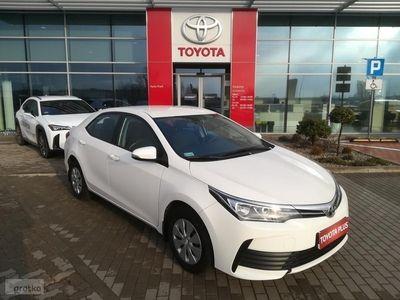 używany Toyota Corolla XI 1.33 Active Salon PL Salon PL, Faktura VAT, Gwarancja, Białystok