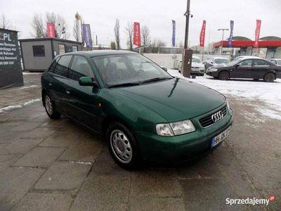 używany Audi A3 !!!Targówek!!! 1.8 Benzyna, 1999 rok produkcji! KOMIS TYSIAK 8L (1996-2003)