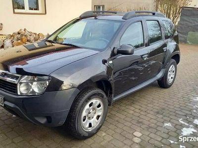 używany Dacia Duster zadbana serwisowana