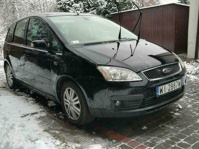 używany Ford C-MAX Ghia - zadbany i oszczędny Minivan (2006)