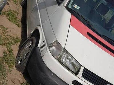 używany VW Transporter T4 2002r. 2.5TDI 102KM 9osobowy,klima