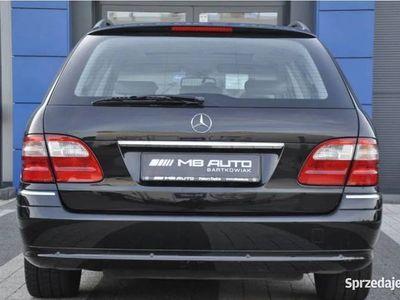 używany Mercedes E500 KlasaElegance W211