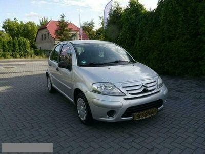 używany Citroën C3 1.4 Stan Idealny bez rdzy i korozji bezwypad klima z Niemiec Opłacony I (2002-2009)