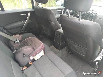 używany BMW X3 2.0