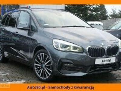 używany BMW 216 Gran Tourer SERIA 2 i GT 7 osobowy KAMERA SALON PL VAT