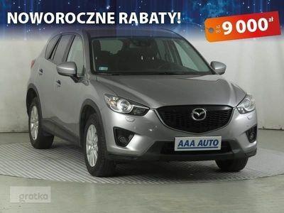 używany Mazda CX-5  Salon Polska, Przejechał tylko 43255 KM, 4X4, Navi, Xenon,, Piaseczno