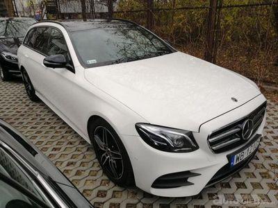 używany Mercedes E220 E 220 kombikombi