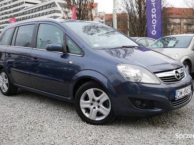 używany Opel Zafira 2009 205 320 km Diesel Minivan