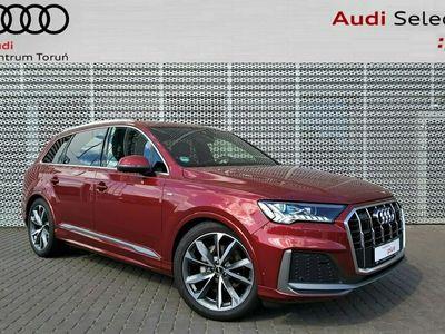 używany Audi Q7 3dm 286KM 2020r. 24 024km