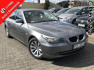 używany BMW 220 520 2dm 163KM 2007r.000km