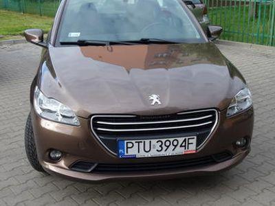 używany Peugeot 301 1.6 VTi 115 KM