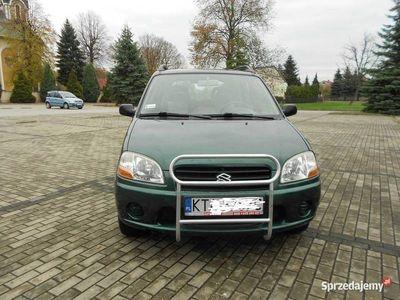 używany Suzuki Ignis 1.3 BENZYNA 2003 ROK