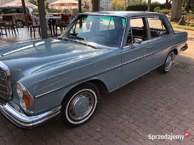 używany Mercedes S280 280 Zabytkowy 50 letni Mercedes1969r.